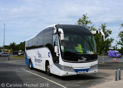 Rennies WLT784, Wetherby Services, 23rd June 2018