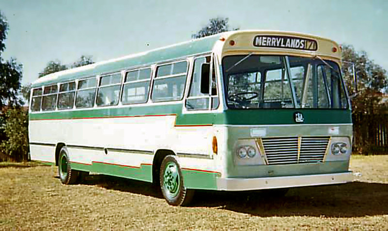 m/o 5329 Bedford VAM70/CCMC (8/68)