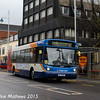 Stagecoach 22674 (V674DDC), Grange Road, Middlesbrough, 31st January 2015