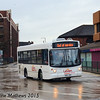 Leven Valley 73 (SN51UCR), Middlesbrough Bus Station, 31st January 2015