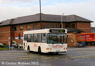 Leven Valley 94 (W794VMV), Middlesbrough, 31st January 2015