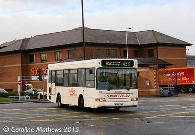 Leven Valley 94 (W794VMV), Middlesbrough, 31st January 2015
