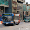 Stagecoach 22064 (NK54BFL), Albert Road, Middlesbrough, 31st January 2015