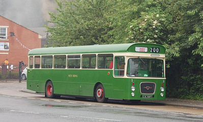 West Riding 164 (LHL164F), Leeds, 23rd June 2012