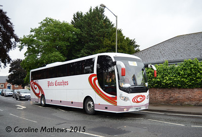 Pats Coaches FM10USE, Leominster, 24th July 2015