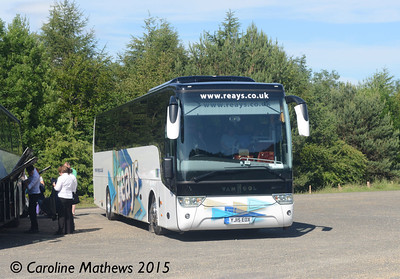 Reays YJ15EOX, Beamish, 4th July 2015
