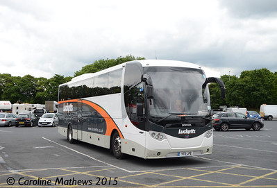 Lucketts 5360 (YT11LPE), CHarnock Richard Services, 24th July 2015