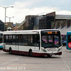 Compass Bus SK15HBE, Guildford Bus Station, 7th October 2016