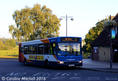 Stagecoach 35117 (GX06AZG), Midhurst, 4th October 2016