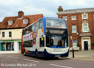 Stagecoach 19090 (MX56FUM), Petersfield, 6th October 2016