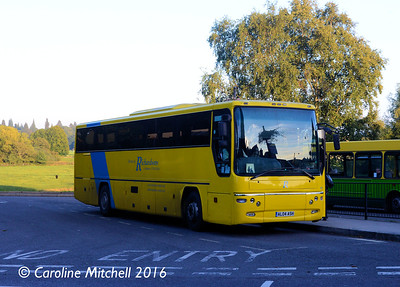 Richardson Travel AL04ASH, Midhurst, 4th October 2016