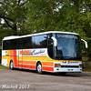 Maghull Coaches MIG7381, Yorkshire Sculpture Park, 13th October 2017