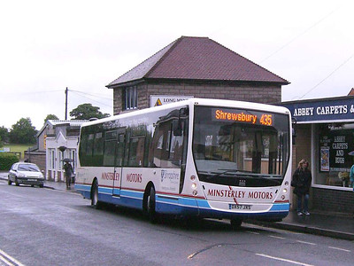 Miscellaneous Buses 2008