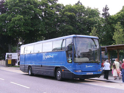 Rapsons 617 (OIL4570), Aviemore, 7th June 2008