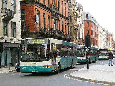 Arriva North West 6513 (L513TKA), 5th Juuly 2008