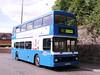 Metrobus 828 (P828SGP), East Grinstead, 9th August 2008