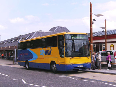 Stagecoach 52518 (T536EUB), Aviemore, 7th June 2008