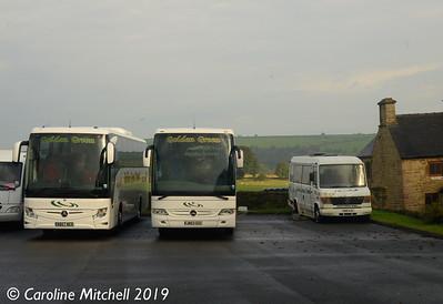 Golden Green Travel, Longnor, 22nd September 2019