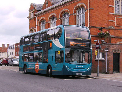 Arriva The Shires 5440 (SN58EOO), Thame, 3rd August 2009