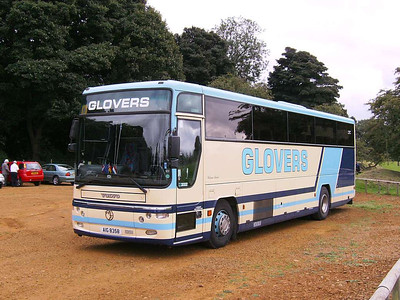Glovers AIG8358, Upton House, 7th September 2009
