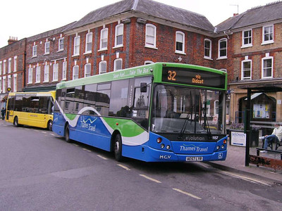 Thames Travel 1157 (AE57LYR), Wantage, 7th September 2009