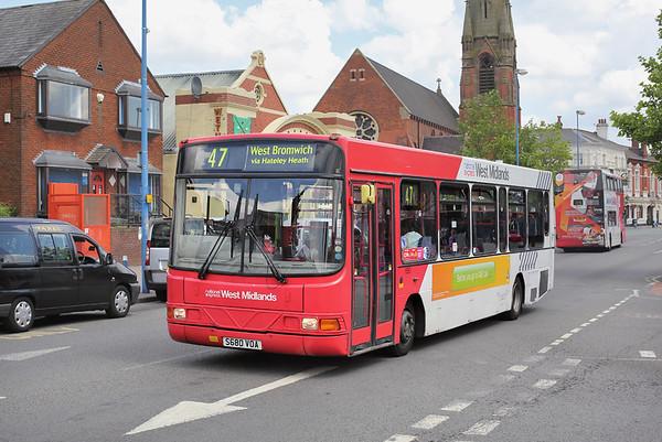 680 S680VOA, West Bromwich 1/7/2014