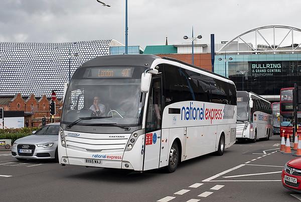 94 BX65WAJ, Birmingham 26/7/2020
