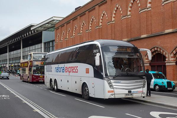 SH210 BX16CMU, St Pancars 25/2/2020
