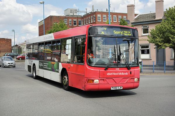 1406 P406EJW, West Bromwich 1/7/2014