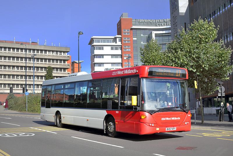 1808 BV57XFY, Birmingham 3/10/2016