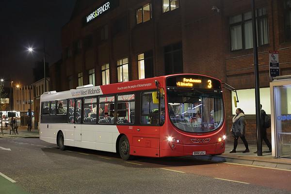2022 BX61LKJ, Wolverhampton 1/2/2016