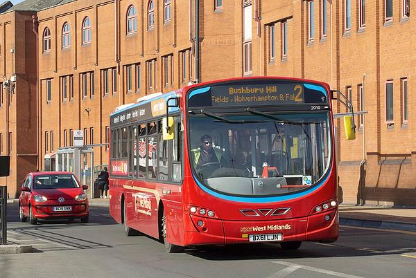 2010 BX61LJN, Wolverhampton 26/2/2019