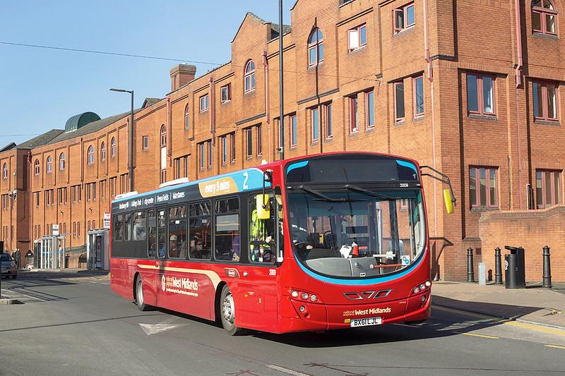 2009 BX61LJL, Wolverhampton 26/2/2019