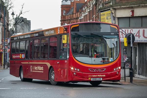 2026 BX61LKN, Wolverhampton 15/3/2019