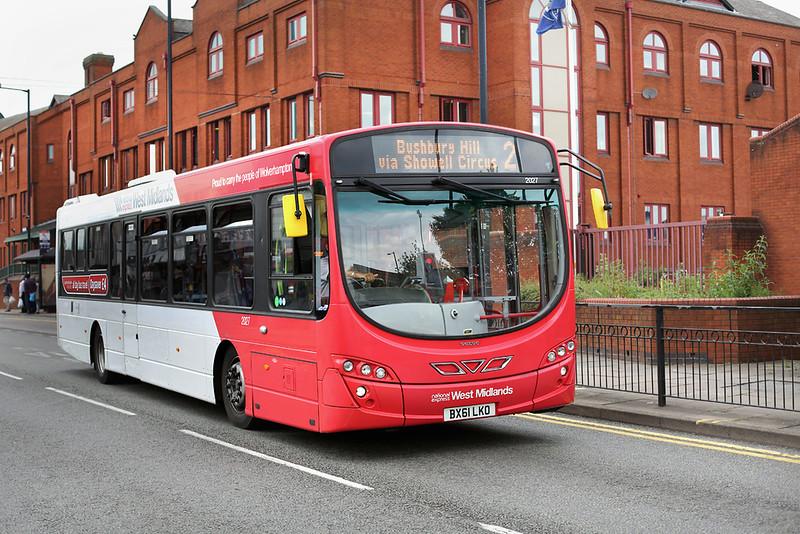 2027 BX61LKO, Wolverhampton 1/7/2014