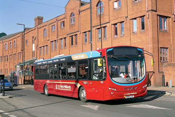 2005 BX61LJE, Wolverhampton 26/2/2019
