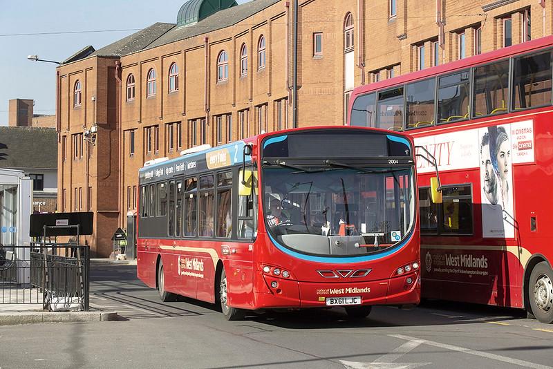 2004 BX61LJC, Wolverhampton 26/2/2019