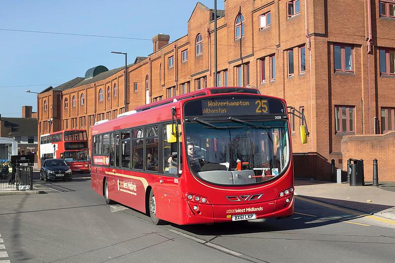 2028 BX61LKP, Wolverhampton 26/2/2019