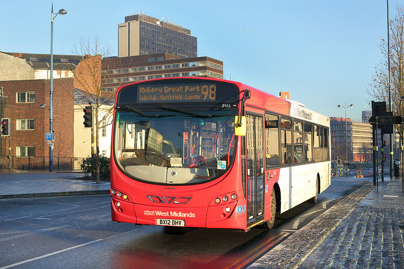 2145 BX12DHV, Birmingham 29/12/2016