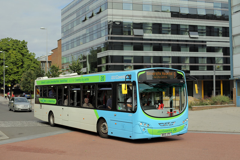 2164 BX13JTY, Coventry 25/8/2015