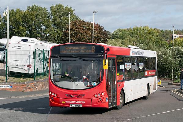 2107 BX12DEU, Stourbridge 18/9/2018