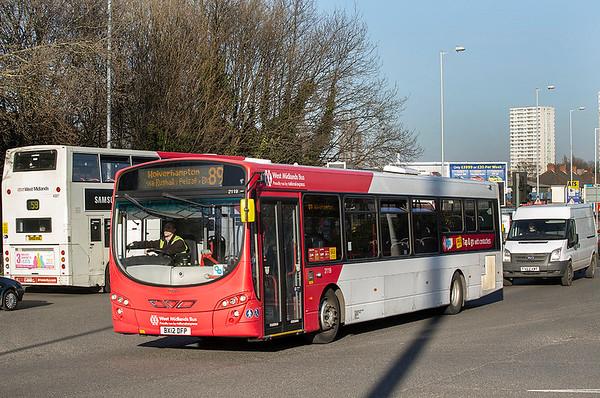 2119 BX12DFP, Wolverhampton 26/2/2019