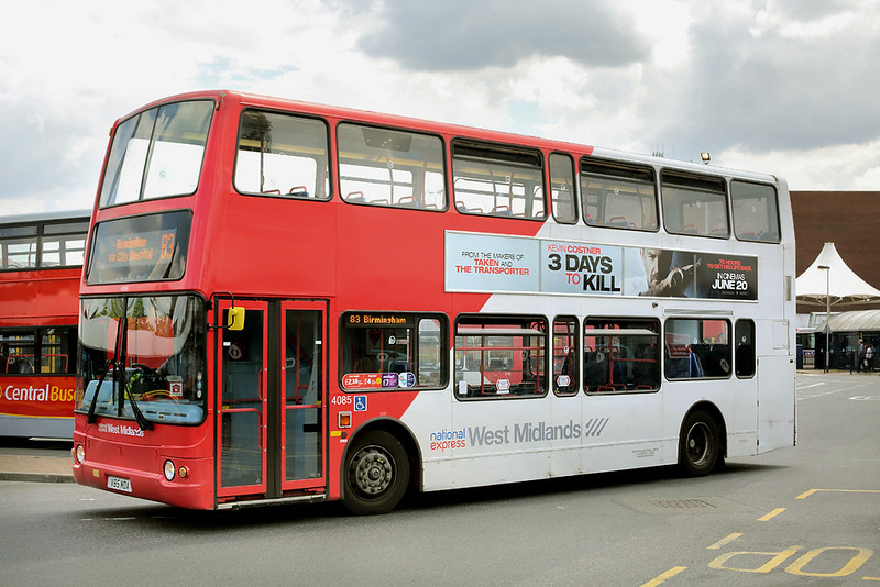 4085 V85MOA, West Bromwich 1/7/2014