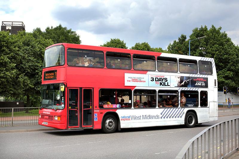 4020 T420UON, Wednesbury 1/7/2014