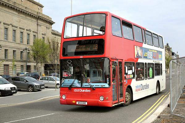 4120 W412DOE, Dundee 28/4/2014
