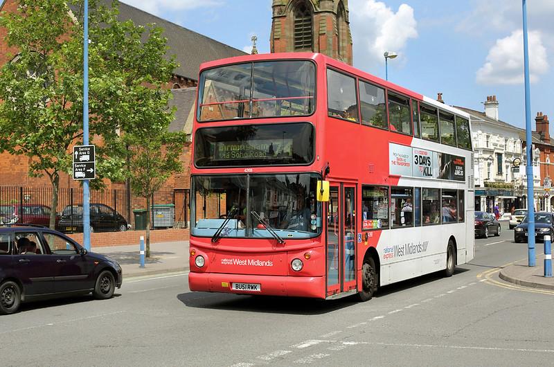 4268 BU51RWK, West Bromwich 1/7/2014