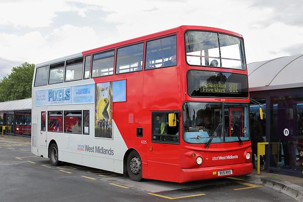 4225 BU51RRO, West Bromwich 1/9/2015