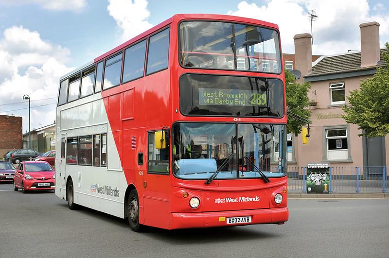 4348 BX02AVB, West Bromwich 1/7/2014