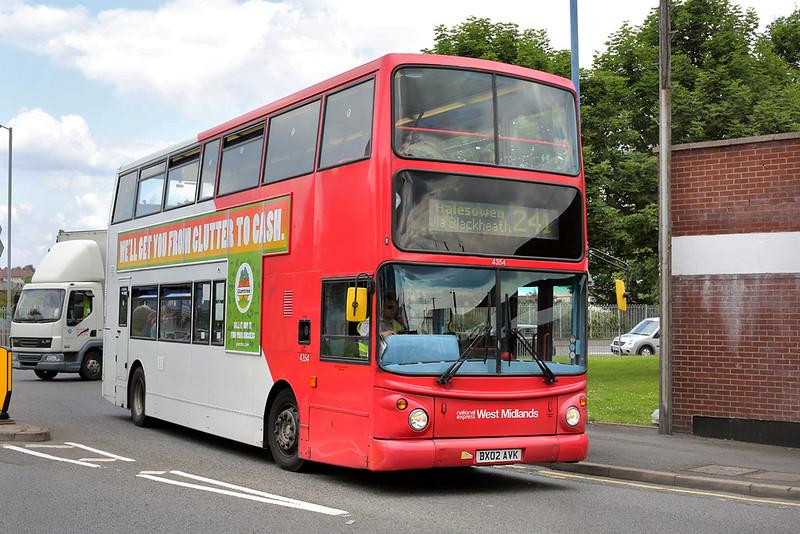 4354 BX02AVK, Blackheath 1/7/2014
