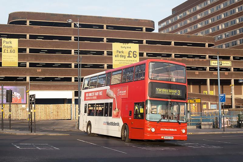4384 BV52OBB, Birmingham 4/1/2019